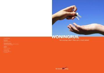 WONINGRUIL - De Goede Woning