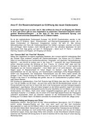Area 47 - genböck pr + consult
