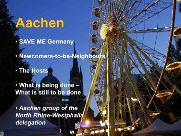 Aachen - EU Resettlement Network