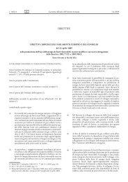 Direttiva 2009/28/CE - EUR-Lex - Europa
