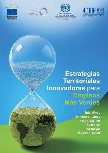 Estrategias Territoriales Innovadoras para Empleos ... - OIT/Cinterfor
