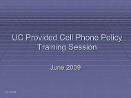 Cell Phone Imputed Income/Cash Allowance Form - UCLA - Payroll ...