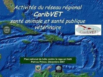 Laboratoire - Caribvet
