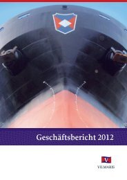 Geschäftsbericht 2012 - Vilmaris