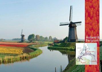 Holland & Belgium - Classic Voyages