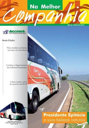 Edição 44 - Andorinha