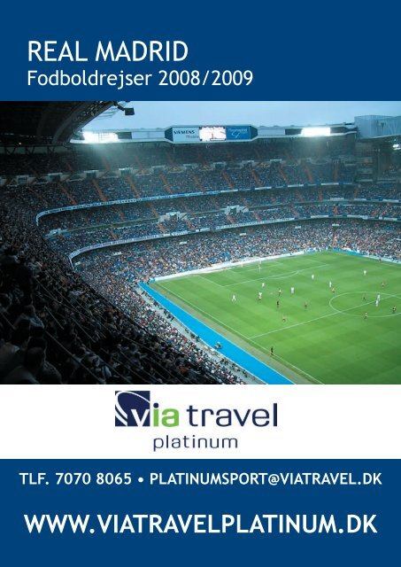REAL MADRID - VIA Travel