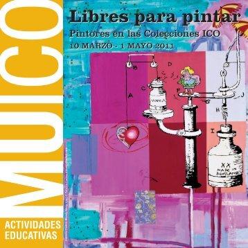 Cuaderno didáctico Libres para pintar (pdf) - Hablar en Arte
