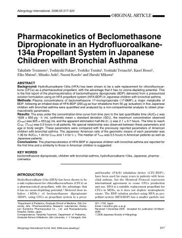 asthma bronchiale dissertation