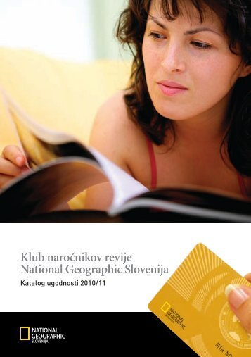 Klub naročnikov revije National Geographic Slovenija