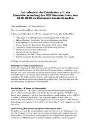 Jahresbericht 12 - Gewerbeverein Samedan