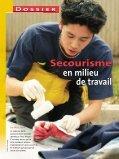 Secourisme en milieu - CSST - Page 7