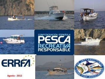 Diapositiva 1 - Confederación Española de Pesca Recreativa ...