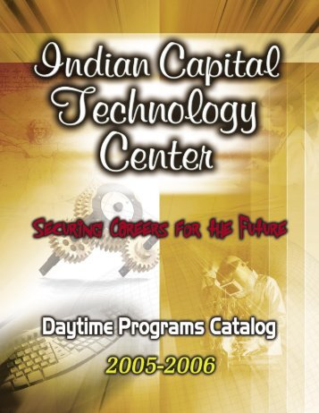 catalog - Indian Capital Technology Center