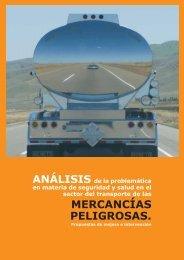 MERCANCÍAS PELIGROSAS. - TCM-UGT