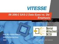 06-206r2 SAS-2 Data Eyes vs. De- Emphasis - T10 Home Page