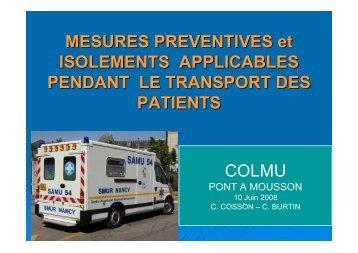 patient - COLMU