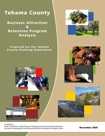 Business Acquisition and Retention Report - City of Corning