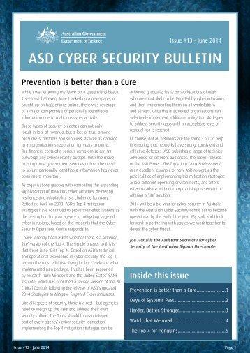 ASD-Cyber-Security-Bulletin-2014-06
