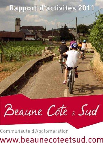 Faits marquants 2011 - Beaune