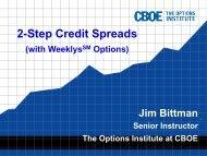 2-Step Credit Spreads - Hamzei Analytics