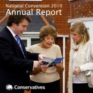 Annual Report - ConservativeHome