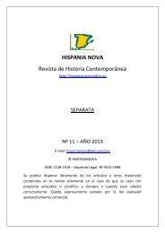 Presentismo y Segunda República - Hispania Nova - RedIRIS