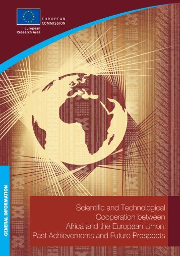 Scientific and Technological Cooperation between ... - EuroAfrica-ICT