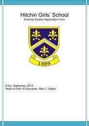 Sixth Forn External Application 2013_2014.pdf - Hitchin Girls School