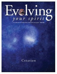 *March Evolving Quark - Evolving Your Spirit