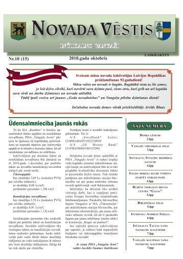 Nr. 10(15) Oktobris - Inčukalns.lv