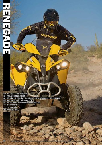 can-am-renegade - Zweirad Voit