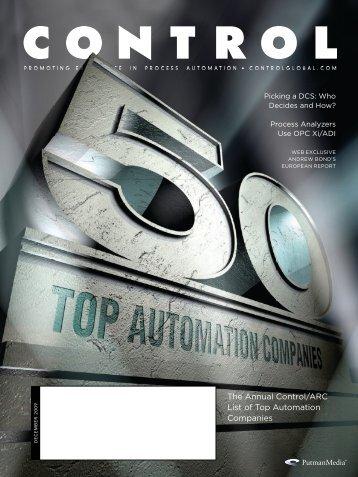 PDF format - Control Global