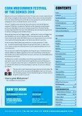 Cork Midsummer Festival Brochure - Page 3