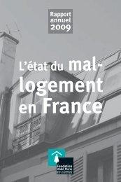 l'État du mal-logement en France - Romeurope