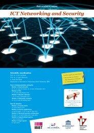 ICT Networking and Security - Instituut voor Permanente Vorming