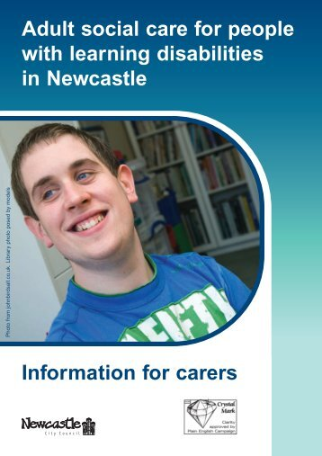Adult social care for people with a learning disability in Newcastle