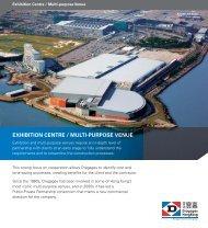 Exhibition Centre / Multi-purpose Venue - Dragages Hong Kong ...