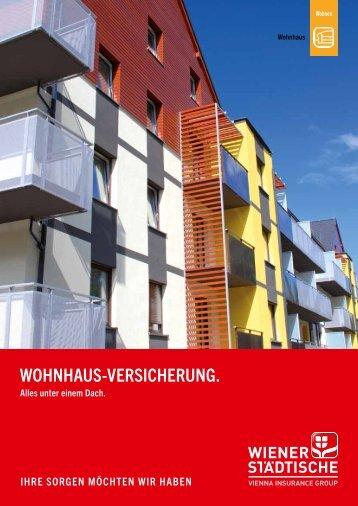 WOHNHAUS-VERSICHERUNG.
