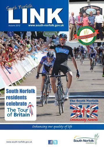 South Norfolk Link Magazine - Autumn 2012 [PDF]