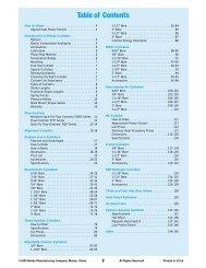 Table of Contents - Walla Walla University