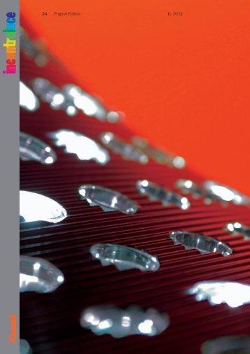 II. 2011 24 English Edition - iGuzzini