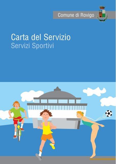 Carta Servizi Sportivi - Comune di Rovigo