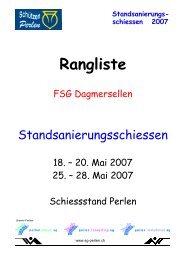FSG Dagmersellen