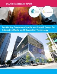 Information Technology economic sector report - Downtown Seattle ...