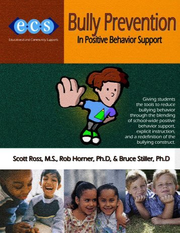 Bully Prevention - Positive Behavioral Interventions and Supports