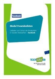 PDF - Facebook Freundeslisten - Ottobeuren