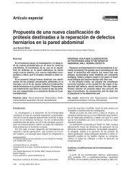 Propuesta de una nueva clasificación de prótesis destinadas a la ...
