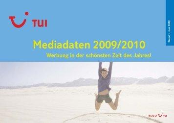 Mediadaten 2009/2010