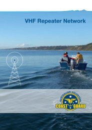MSV Coast Radio Network